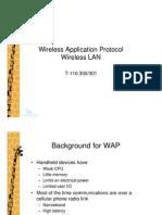 WLAN-WAP
