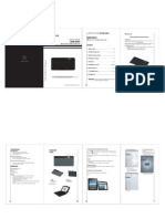 Bluetooth Keyboard BKB-6062 User Guide1