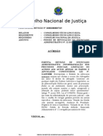 CNJ Acordao Revisao Enunciado 11 sobre acesso aos autos digitais Min. Tecio Lins e Silva