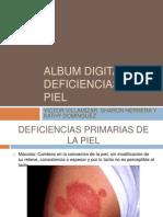Album Digital Deficiencias de La Piel