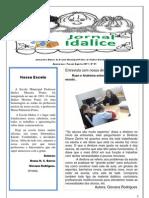Jornal Idalice - agosto - 2011