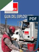Tabla de Explosios Enaex