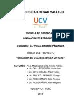 Monografia - Proyecto de Innovacion Educativa