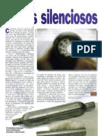 Abafadores x Silenciadores (Gases Silenciosos - Revista ''Oficina Mecânica'' ANO 13, Nº 151)