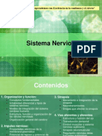 Unidad I Sistema Nervioso