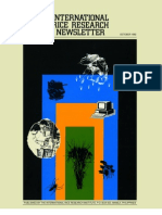 International Rice Research Newsletter Vol.17 No.5