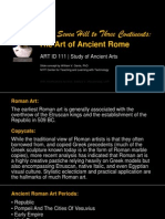 ARTID111-Ancient Roman Art