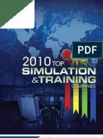 Top Simulation & Training Companies 2010
