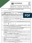 prova 2 - analista ambiental júnior - biologia