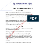 ADL 09 Human Resource Managment v3