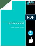 Plan de Gobierno - UNIÓN ADUANERA 2011-2012