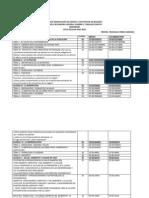 CRONO DOSIFICACIÓN DE CIENCIAS I CON ENFASIS EN BIOLOGIA 2011-12