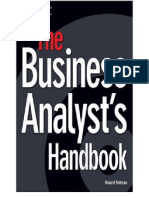 thebusinessanalystshandbookchapter1overviewofbaacti