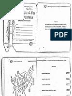 Apollo Saturn Data Handbook