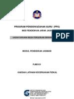 PJM3101-Kaedah Latihan Kecergasan Fizikal