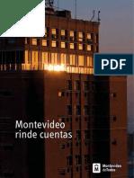 Montevideo Rinde Cuentas