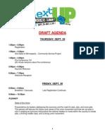 "AFL-CIO Next Up Organizing ""Summit"""