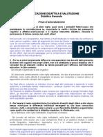 Autovalutazione Didattica Generale