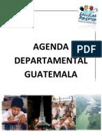 2011 Agenda Juventud Departamento de Guatemala