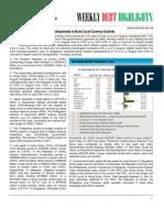 Asian Weekly Debt Highlights