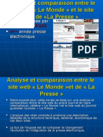 Analyse Et on Entre Le Site Web «