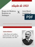 Revolução de 1923