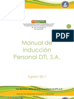 Manual Inducción