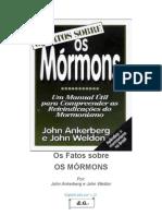 13050714 Os Fatos Sobre Os Mormons John Ankerberg John Weldon