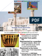 Ch 6 Patriarchies Athens Sparta