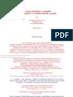 El Angel Raphael y Aharon La Expulsion y La Expiacion de Azazel