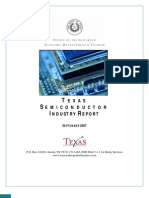 Texas Semiconductor Report
