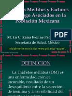 Diabetes Mellitus Mexicanas