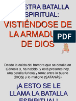 Armadura de Dios-2011