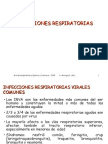 Clase 18 Infecciones Respiratorias
