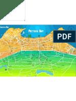 Map Pattaya
