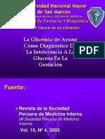 Glicemiaenayuno