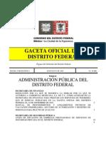 Manual de Procedimientos y Lineamientos Tecnicos