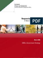 E-gov_strategy AU 2006