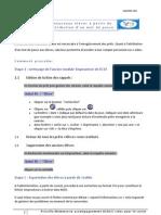 Insertion des données élèves de ScoNet avec mot de passe