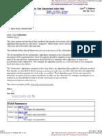 Collections (Java 2 Platform SE v1.4