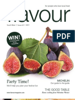 Flavour October 2011