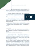 59831261 Sistemas Doctrinales Del Derecho Internacional Privado