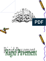 Rigid Pavements by Fasih