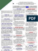 Bryandale News Vol 015 - 2006 08 31
