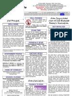 Bryandale News Vol 019 - 2006 11 01