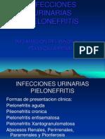 INFECCIONES URINARIA