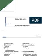Dermatosis esclerodermia