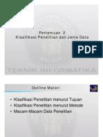Pert2 Klas Jenis Data