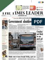 Times Leader 09-27-2011
