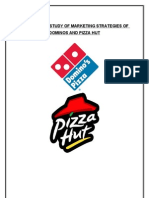 dominos entry marketing strategy india For its social-media strategy  a consumer activation and experiential marketing company, to promote the domino's american legends pizzas by sharing.